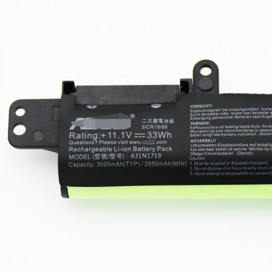 Asus A31N1719 A31N1719-1 A31L04Q X507UA X507LA X507UB Battery