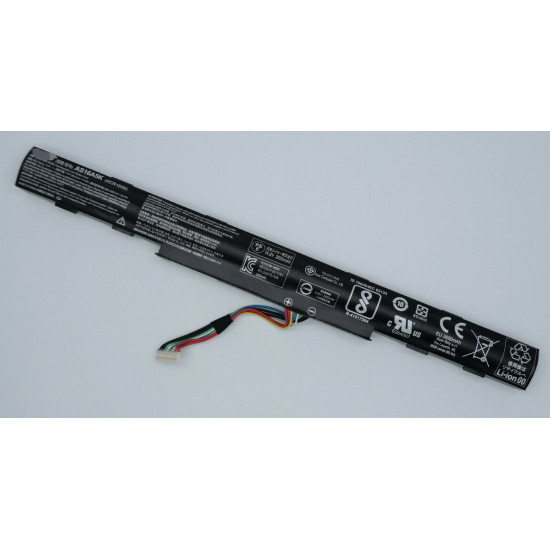 Acer AS16A8K AS16A7K AS16A5K Aspire E5-475 E5-476 E5-575G laptop battery