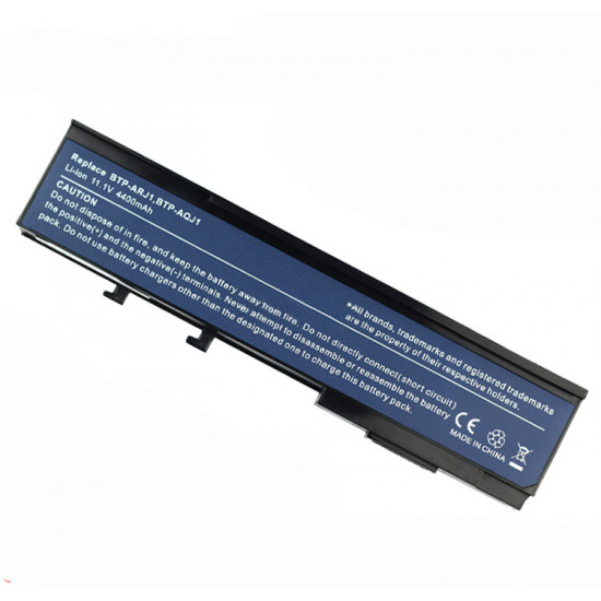 Acer BTP-ANJ1 BTP-AOJ1 48Wh Travelmate 6452 Series 100% New Battery