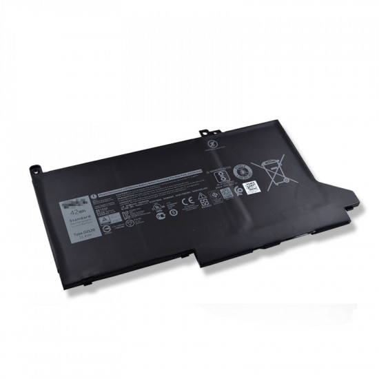 Dell Latitude 12 (7280-K8X0T) 451-BBZL DJ1J0 ONFOH 95.8Wh Battery