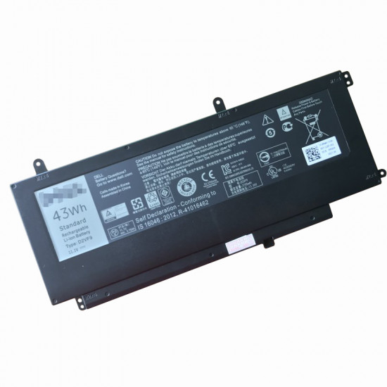 DELL D2VF9 PXR51 3874mAh Inspiron 15 VOSTRO 14 100% New Battery