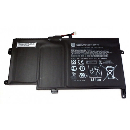 Hp ENVY 6-1005TX 681881-1B1 EG04XL 11.1V 90Wh 100% New battery