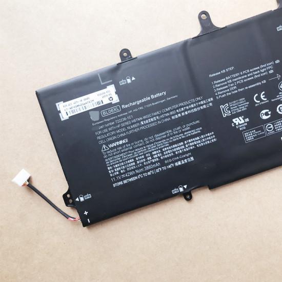 Hp EliteBook 1040 G1 G2  EliteBook Folio 1040 G0 BL06XL HSTNN-W02C Battery