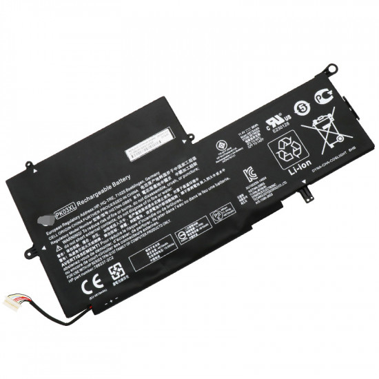 Hp  PK03XL 789116-005 HSTNN-DB6S Spectre Pro x360 G1 laptop battery