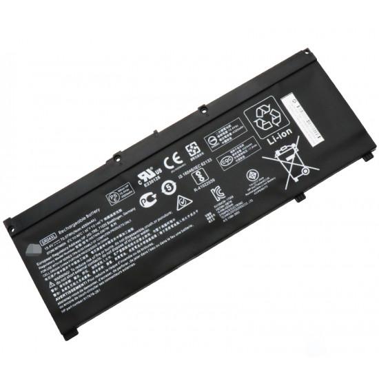 Hp SR04XL HSTNN-IB7Z 917678-1B1 Omen 15-ce000 battery
