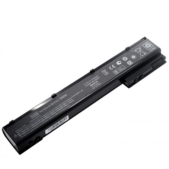 Hp EliteBook 8560w HSTNN-F10C VH08XL 5200mAh 100% New Battery