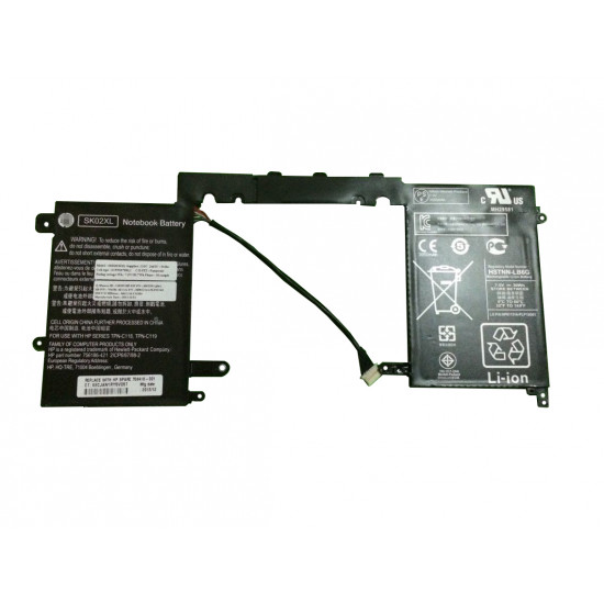 Hp SK02XL 30Wh Split x2 13-R010dx 13.3 Inch 100% New Battery