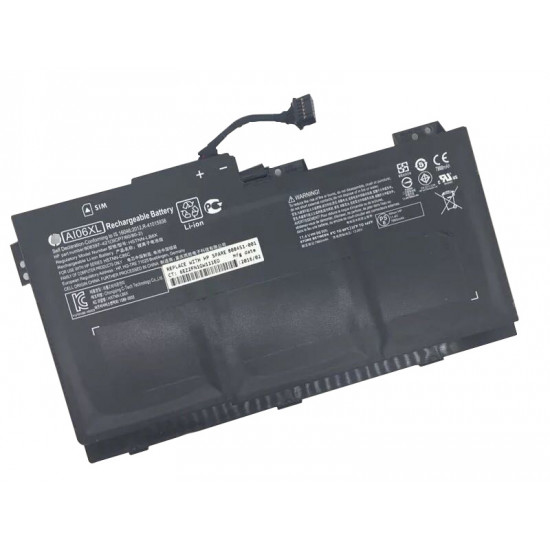 Hp ZBook 17 G3 AI06096XL HSTNN-LB6X 96wh 100% New Battery
