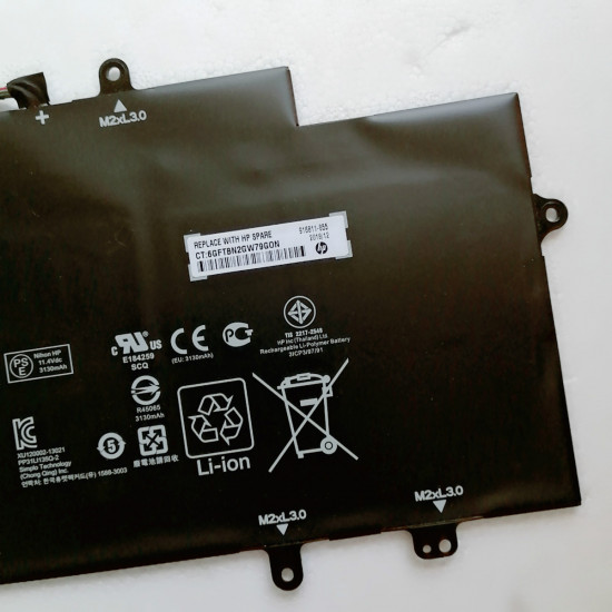Hp  BO03XL, HSTNN-IB6P 752235-005 774159-001 Chromebook 14-X050NR Battery