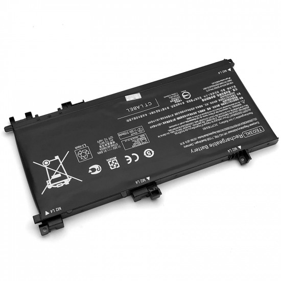 Hp TE03XL HSTNN-UB7A TPN-Q173 OMEN 15-AX000 Series laptop battery