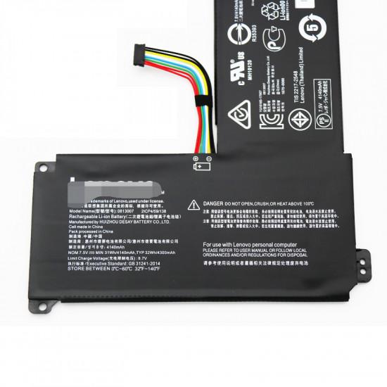 0813007 Battery For Lenovo Ideapad 120S-14 5B10P23779 BSNO3558E5