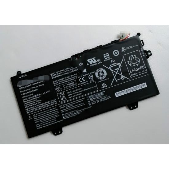 Lenovo L14M4P71 L14L4P71 Yoga 3 11 80J8 11-5Y71 Yoga 3-1170 Battery