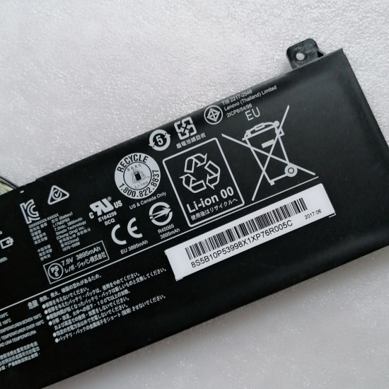 Lenovo L17C2PB3 L17C2PB4 L17L2PB3 L17L2PB4 L17M2PB3 L17M2PB4 Battery