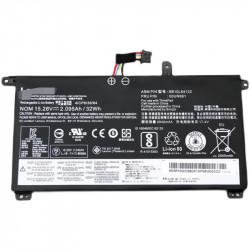 Lenovo 00UR890, 00UR891, 00UR892, SB10L84122, SB10L84123 Battery