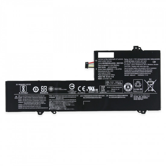 Lenovo L16L4PB2 L16M4PB2 55Wh IdeaPad 720s 100% New Battery