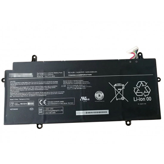 Toshiba 01AV424 SB10K97581 24Wh Chromebook CB35-A 100% New Battery