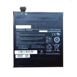 Toshiba PA5053U-1BRS 6000mAh 25Wh Excite 10 100% New Battery
