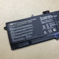 Asus C21-X202 VivoBook F202E Q200E R201E laptop battery