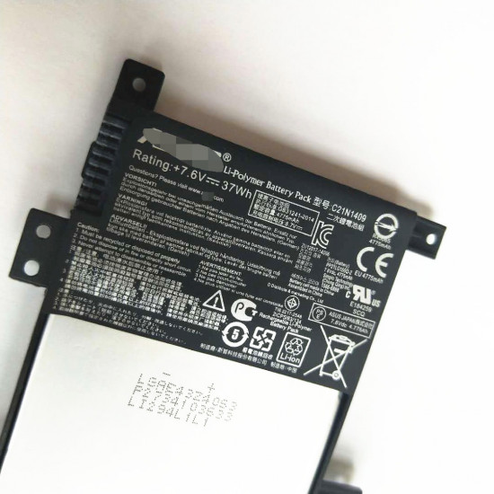 Asus C21N1409 VM490 VM490L VM490LB X455LB X455LN Battery