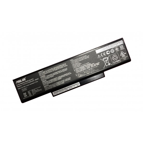 Asus A72JK K72K X7CSD A32-K72 5200mAh 50Wh 100% New battery