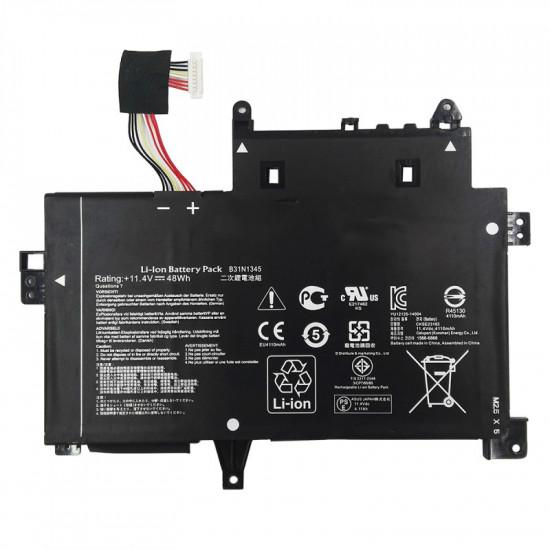 Asus B31N1345 4200mAh 48Wh Transformer Book Flip TP500LB 100% New Battery