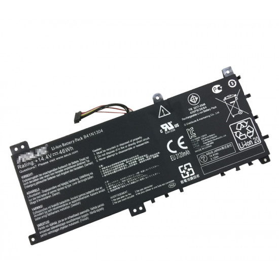 Asus B41N1304 3120mAh VivoBook V451LA Series 100% New Battery