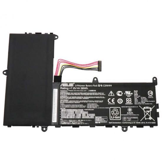 Asus C21N1414 CKSE321D1 38Wh EeeBook F205TA Series 100% New Battery