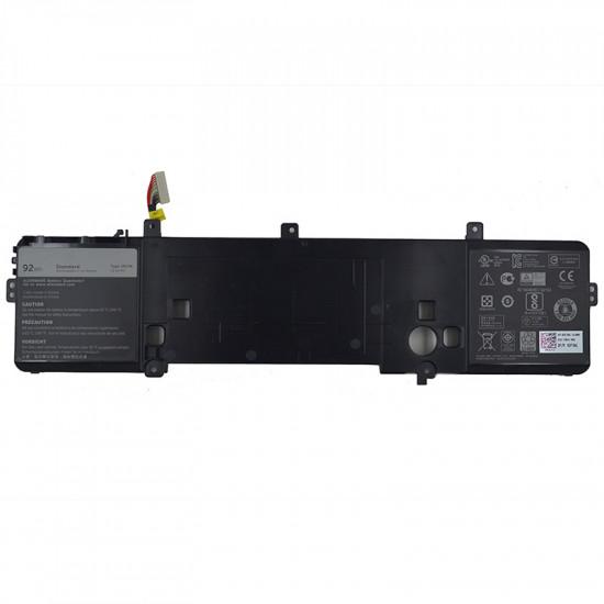 DELL 191YN 2F3W1 6200mAh ALW15ED Alienware 15 100% New Battery