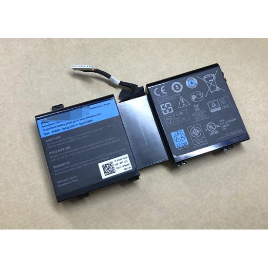 Dell 2F8K3 Alienware M18X R3 Alienware 17 R2 laptop battery