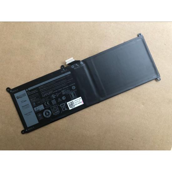 Dell 7VKV9 07VKV9 XPS 12 9250 Latitude 12 7275 laptop battery