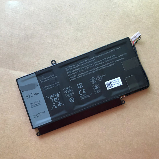 VH748 51.2Wh Battery For Dell Inspiron 14-5439 Vostro 5460 5470 5480 laptop