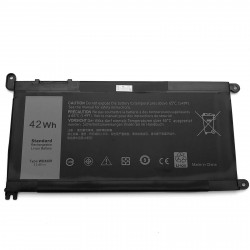 WDX0R WDXOR 42WH Battery for Dell Inspiron 15-5567 5568 14-7460 P58F
