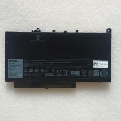 Replacement Dell 7CJRC Latitude 12 E7270 E7470 42Wh Battery