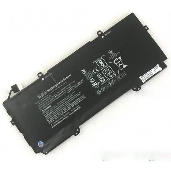 SD03XL 45Wh Battery For Hp Chromebook 13 G1 HSTNN-IB7K 847462-1C1