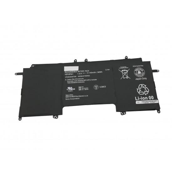 Sony SVF13N18SCB VGP-BPS41 3140mAh 36Wh 100% New battery