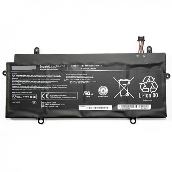 Toshiba Portege Z30 Z30-A 13L Z30-B PA5136U-1BRS 14.8V 52Wh laptop battery